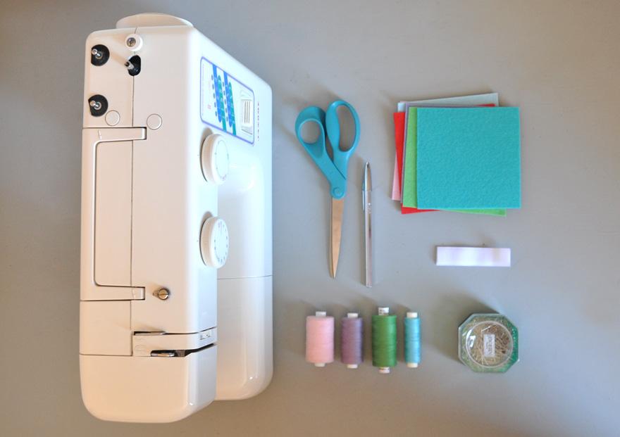 evian bébé - DIY - Un puzzle en tissu pour éveiller bébé