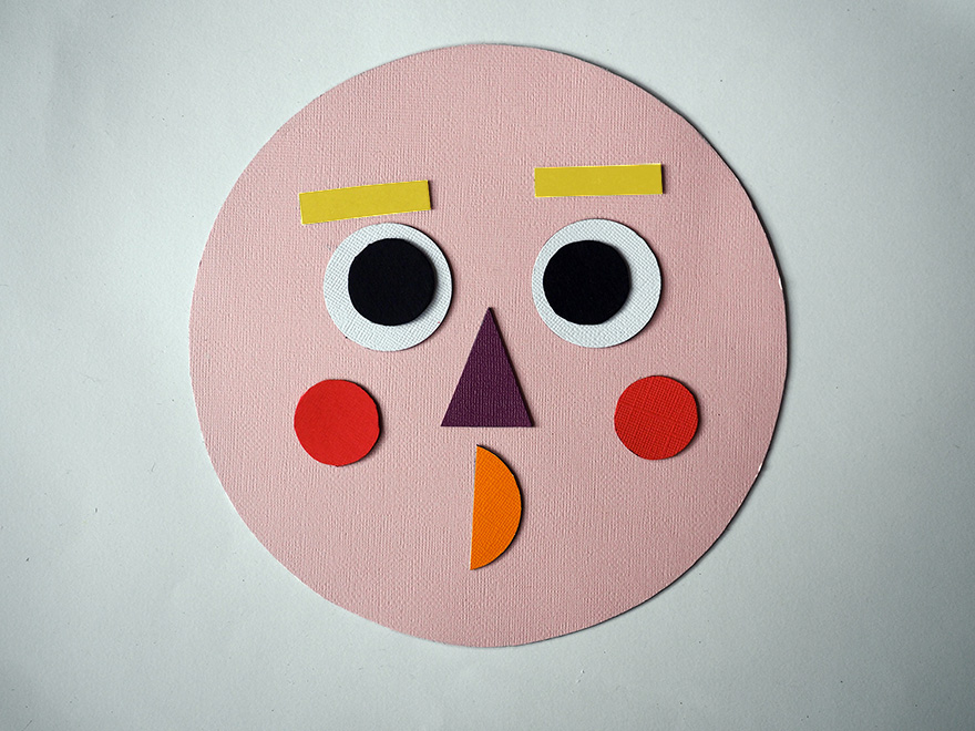 DIY - evian bébé - apprentissage émotions
