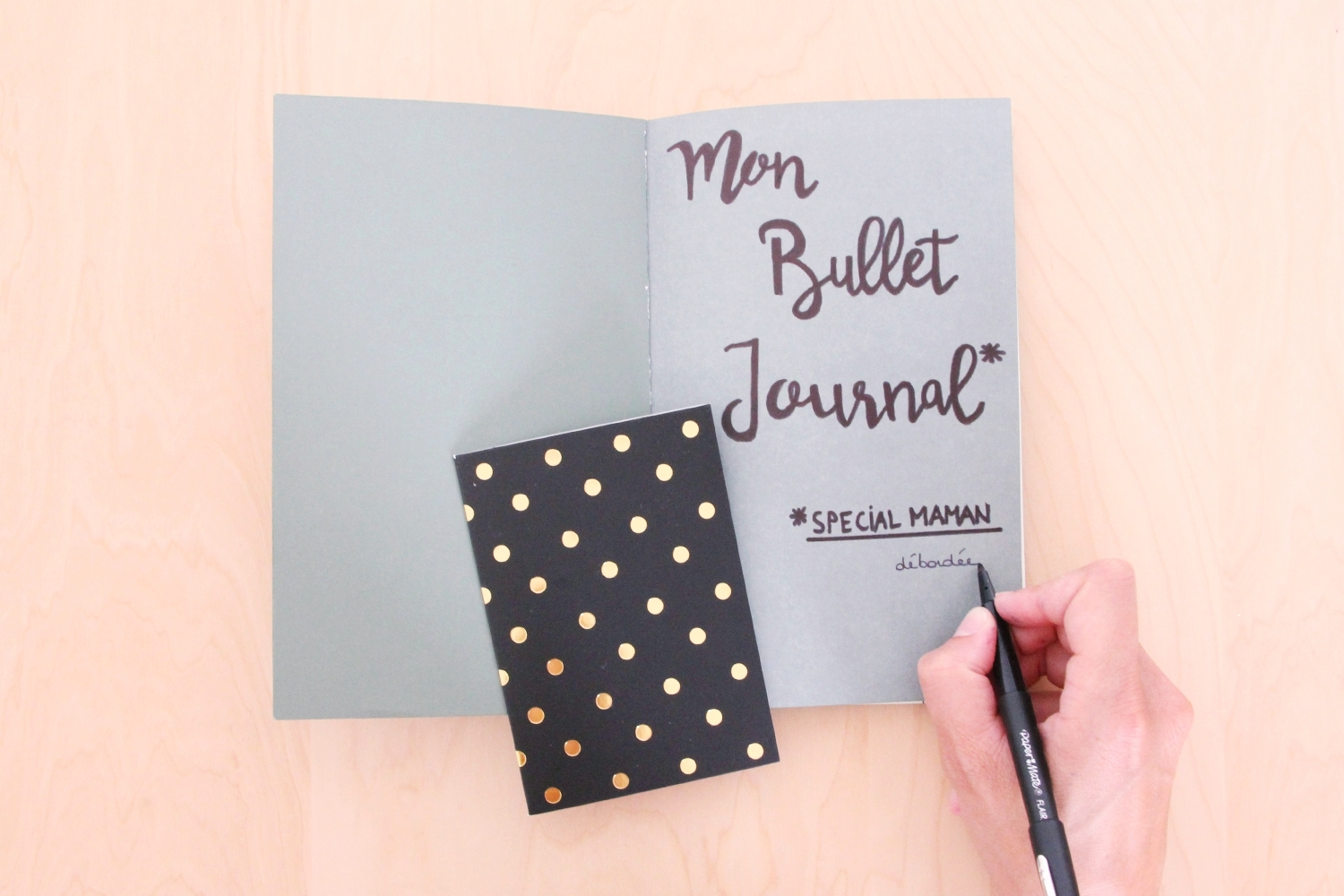 DIY bullet journal