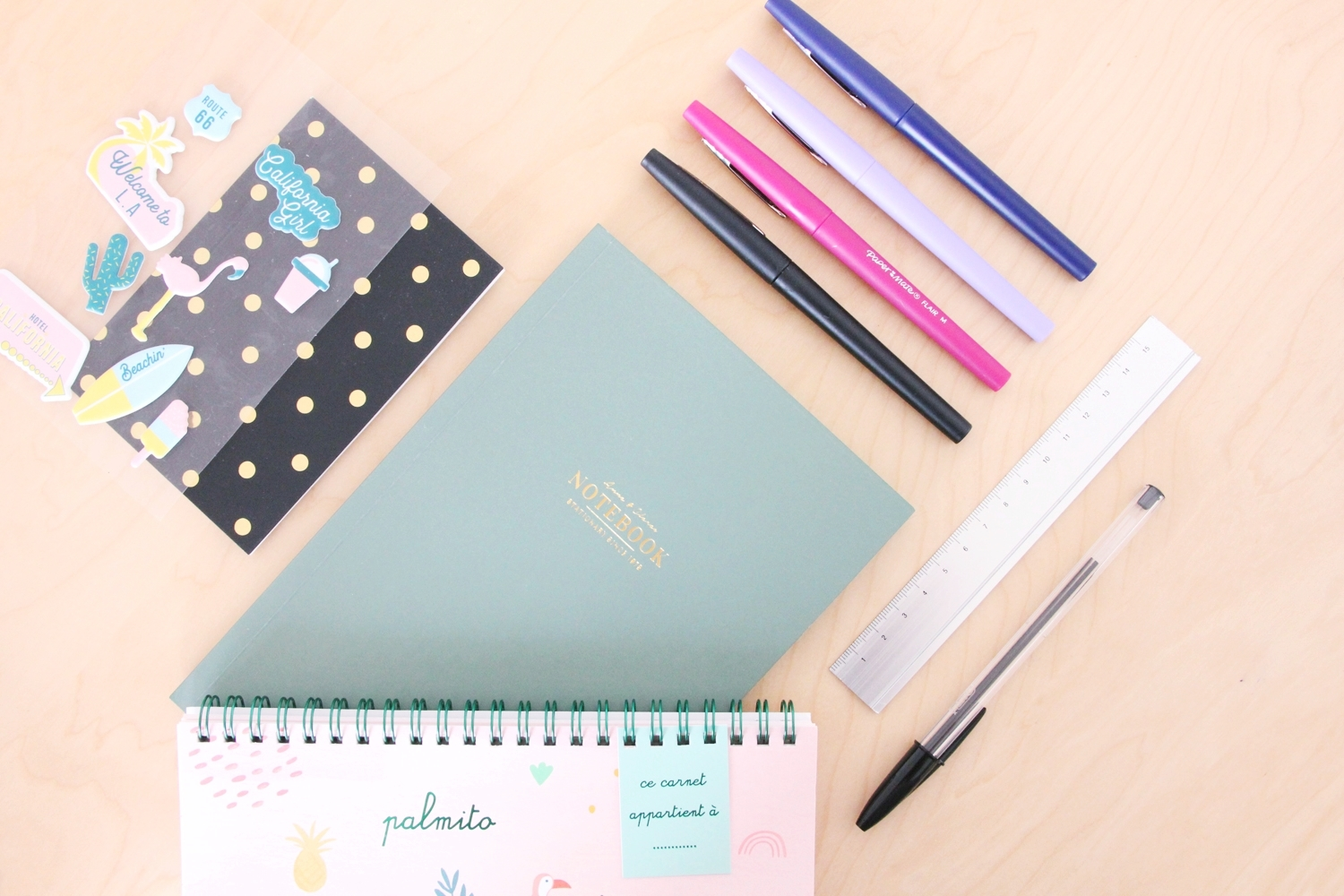DIY bullet journal 2