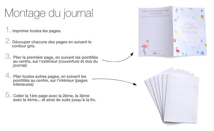 evian bébé - Printable - Journal de l'été